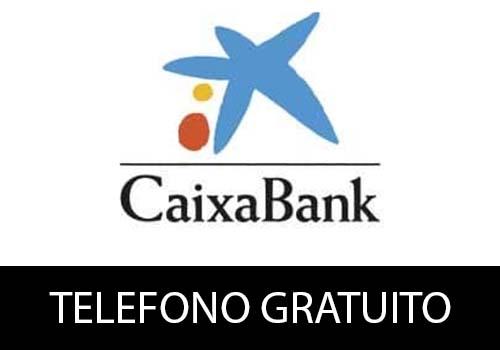 CaixaBank teléfonos
