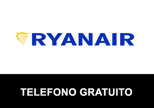 Teléfono gratuito de Ryanair