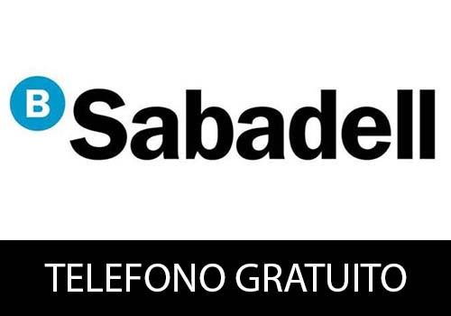 Banco Sabadell teléfonos