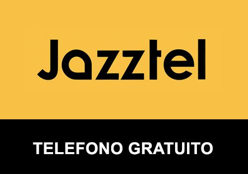 Teléfono gratuito de Jazztel