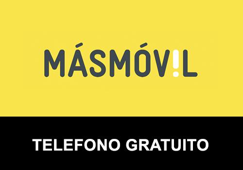 Teléfono gratuito de MÁSMÓVIL