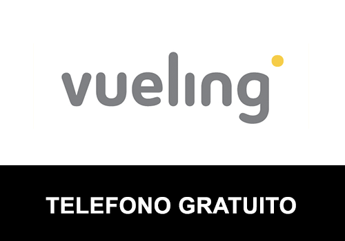 Teléfono gratuito de Vueling