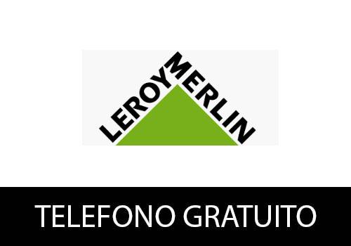 Teléfono gratuito de Leroy Merlin