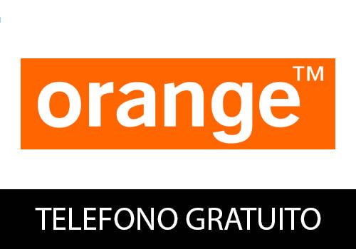 Teléfono gratuito de Orange