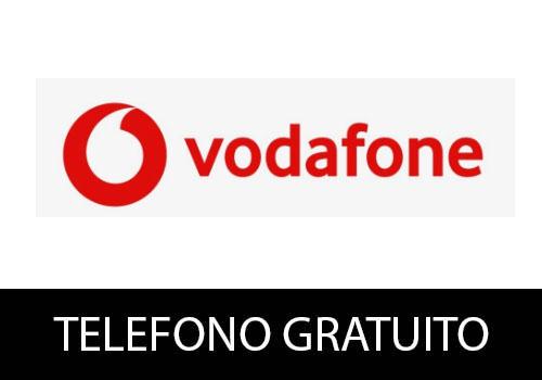Teléfono gratuito de Vodafone
