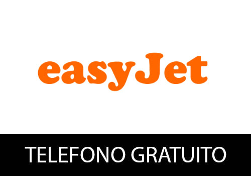 Teléfono gratuito de Easyjet