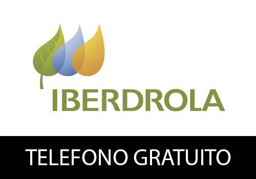 Teléfono gratuito de Iberdrola