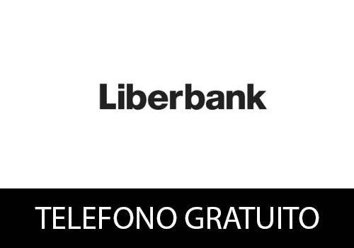 Teléfono gratuito de Liberbank