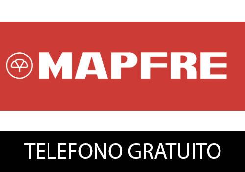 Teléfono gratuito de Mapfre