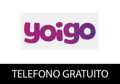 Teléfono gratuito de Yoigo